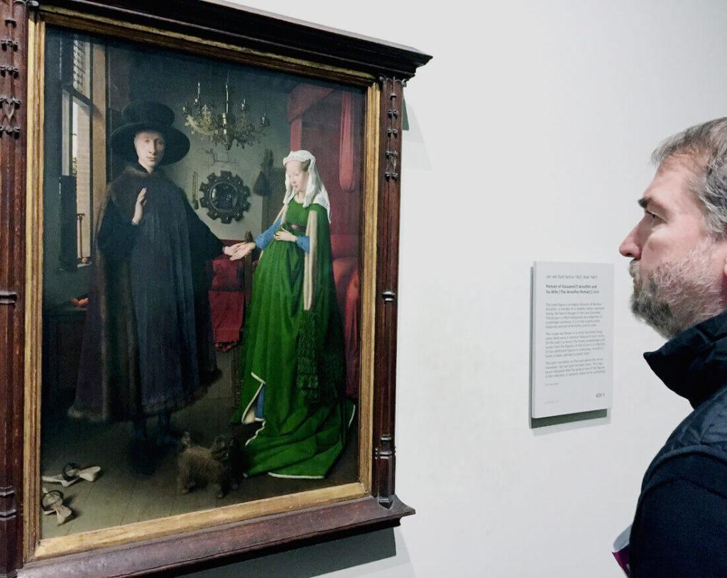 La National Gallery de Londres da cobijo a esta obra maestra