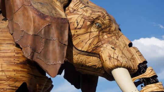 El Elefante Gigante de Nantes