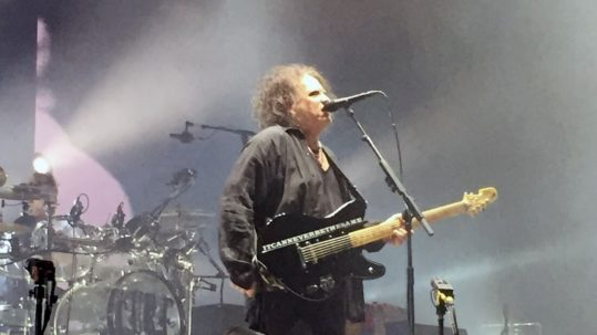 concierto the cure Madrid